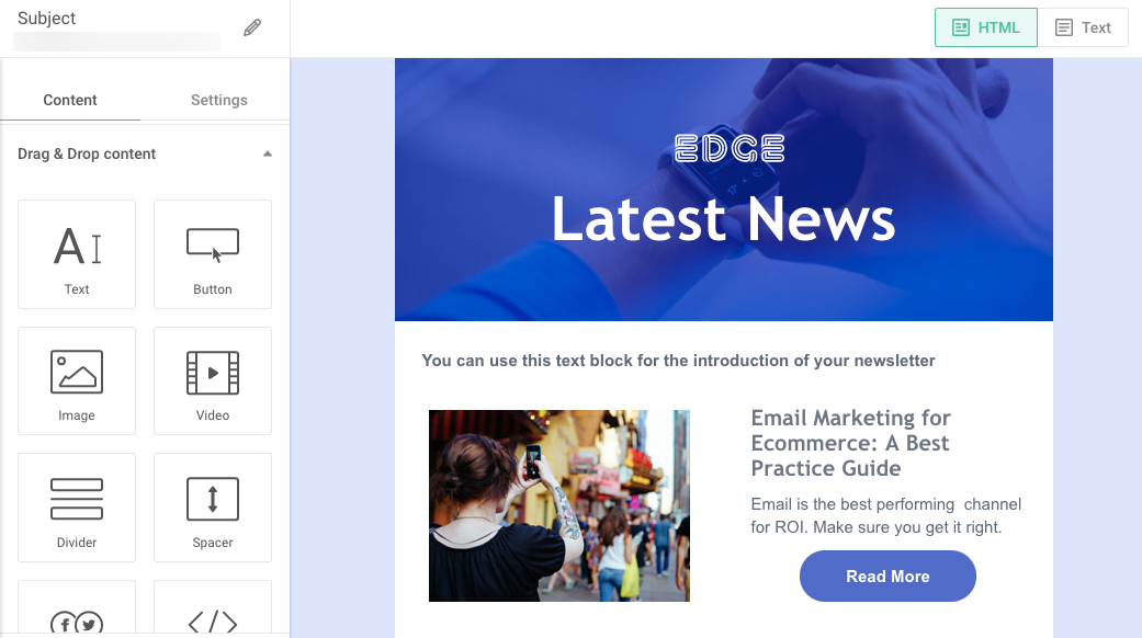 Best Email Newsletter Software Of 2020 The Ultimate Guide To Email Marketing Apps Zapier