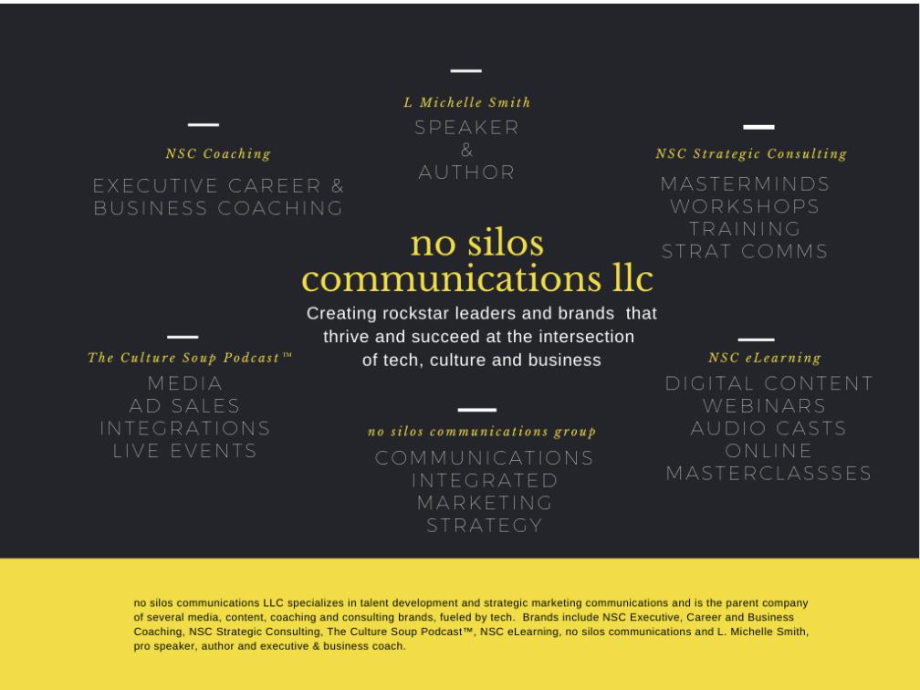 no silos communication llc list of services