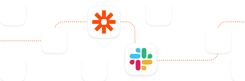 Slack integration launch header